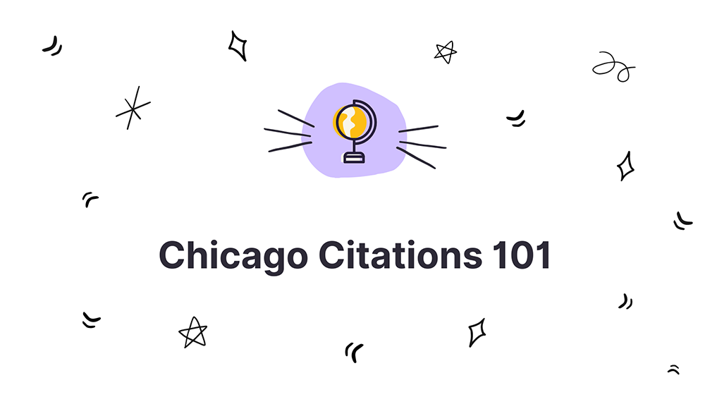 Guide to Chicago Style Citations
